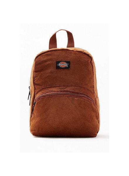 DICKIES Mini Corduroy Rust Backpack