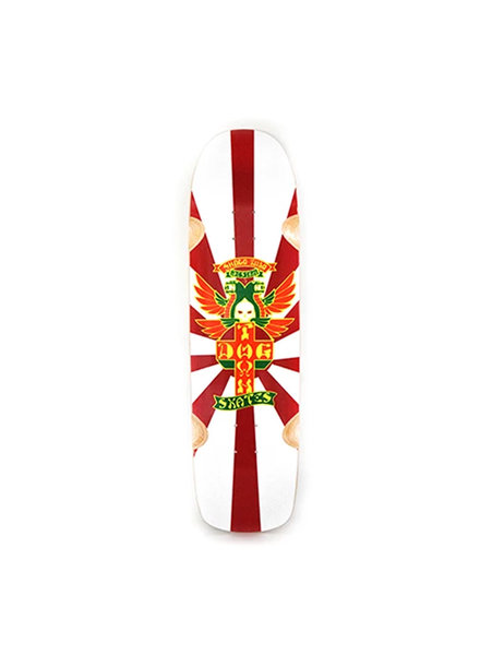 DOGTOWN Shogo Kubo Pool Gloss White Deck 8.75