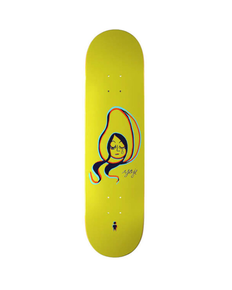 ALIEN WORKSHOP DECK POPSON AVOINFINITE 8.25