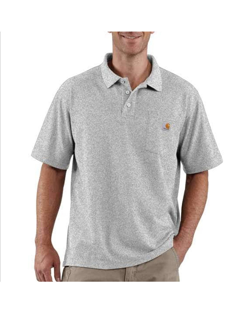 CARHARTT INC. CARHARTT POLO CONTRACTORS WORK PKT HGY