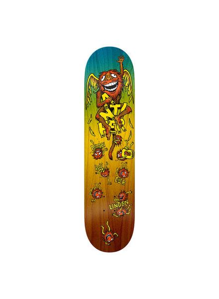 Anti Hero Skateboards Daan Grimplechimp 8.38