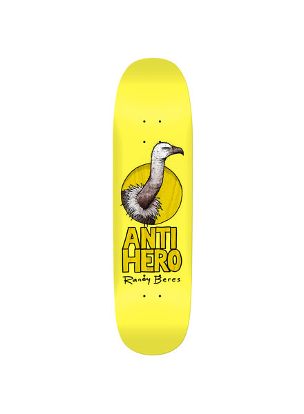 Anti Hero Skateboards Raney Beres Scavenger 8.63