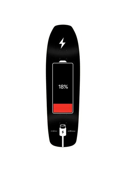 Anti Hero Skateboards Jeff Grosso Batterylife 9.25