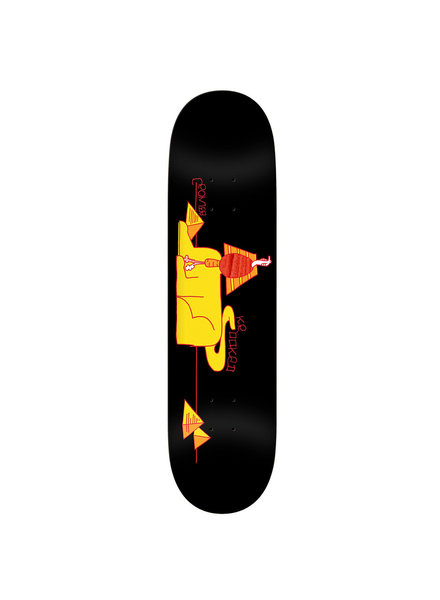 Krooked Skateboarding Cromer SFINKGX 8.38