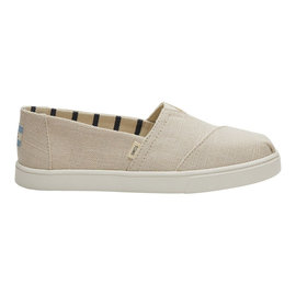 TOMS Natural Heritage Canvas Women's Cupsole Alpargatas Venice Collection