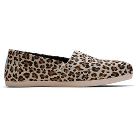 TOMS Birch Leopard Print Women's Classics ft. Ortholite