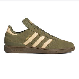 adidas Busenitz Raw Khaki/ Glow Orange