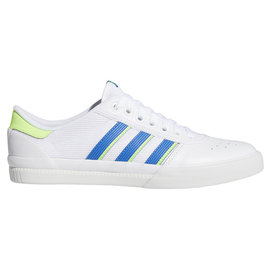 adidas Lucas Premiere Wht/Glory Blue/ Signal Green