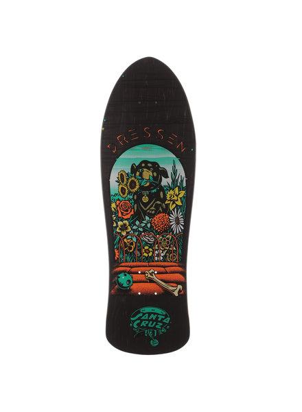 Santa Cruz Skateboards Dressen Pup Reissue 9.5