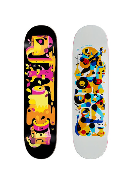 enjoi Zoonches R7 Costa 8.375/Raemers 8.0