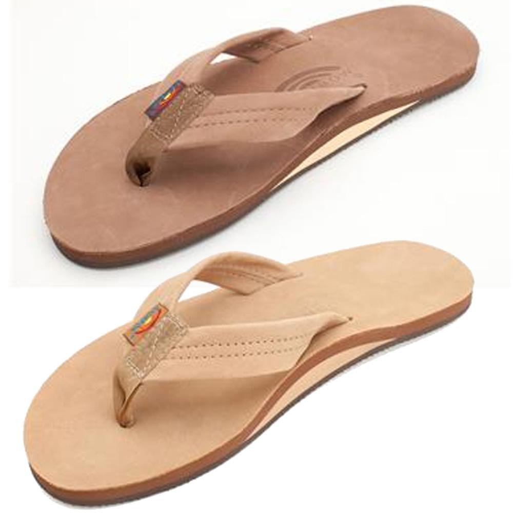 Rainbow Single Layer Men's Sandal
