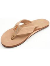 Rainbow Single Layer Sierra Brown Women's Sandal