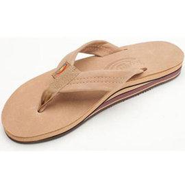 Double Layer Sierra Brown Women's Sandal
