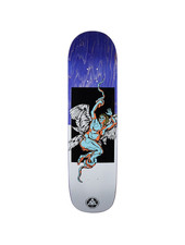 Welcome Skateboards Seraphim on Big Bunyip Black/White 8.5