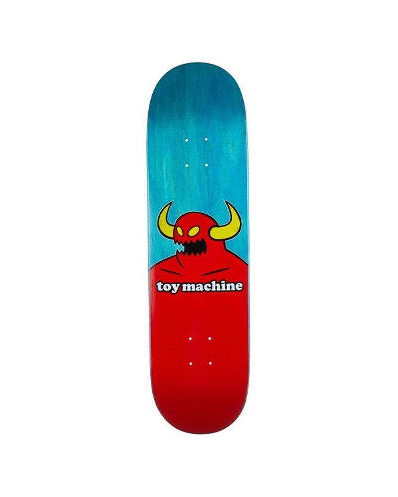 Toy Machine TOY MACHINE DECK MONSTER BLUE 8.5