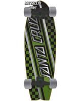 Santa Cruz Skateboards Check Strip Mini Cruzer 8.8 Complete