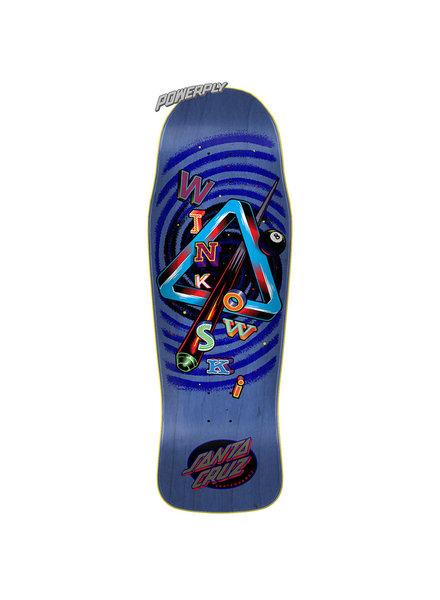 Santa Cruz Skateboards Winkowski Eighth Dimension 10.34