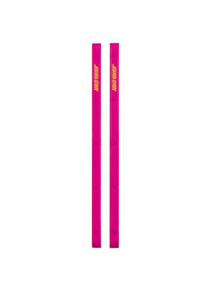 Santa Cruz Skateboards Pink Slimeline Rails