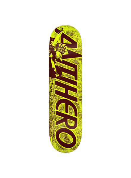 Anti Hero Skateboards Highlander Hero