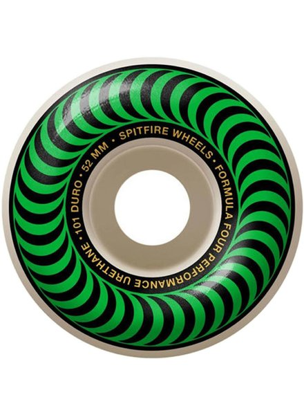 Spitfire Formula Four Classic Green 52mm