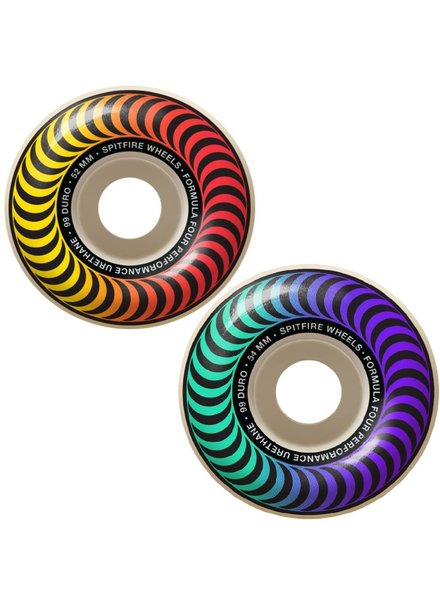Spitfire Formula Four Classic Faders 52mm/54mm