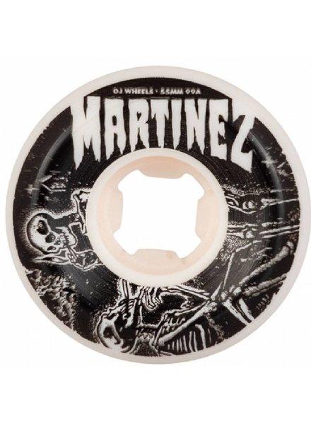 OJ Wheels Martinez Smoke Bros Elite Hardline 55mm