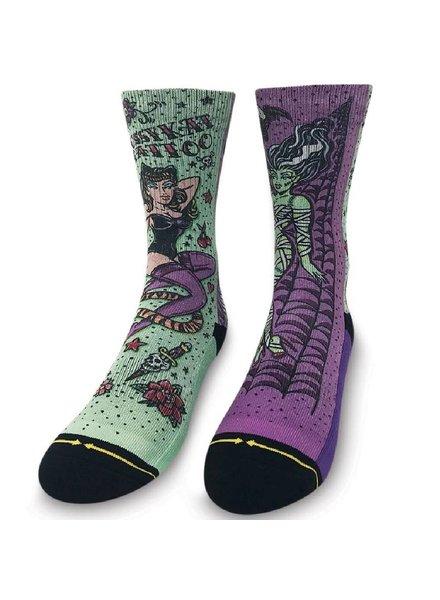 MERGE 4 Dirk Vermin Double Trouble Socks