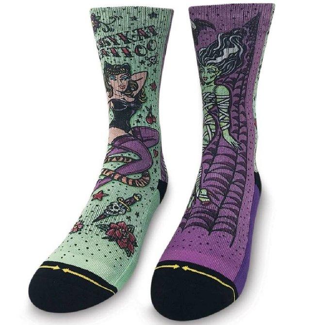 Dirk Vermin Double Trouble Socks