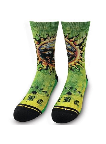 MERGE 4 Sublime Sun Socks