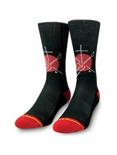 MERGE 4 Christian Hosoi Sacred Socks