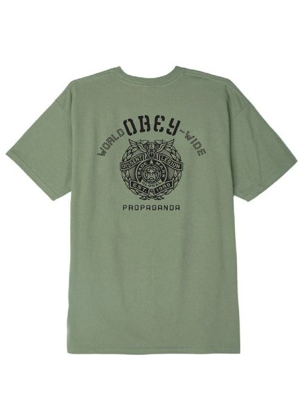 OBEY Global Legion Tee