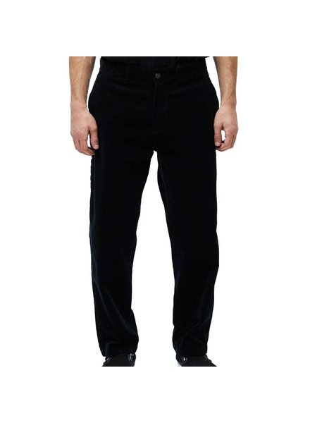 OBEY Black Hardwork Carpenter Pants
