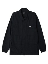 OBEY Black Looming BDU Jacket