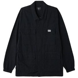 OBEY Black Looming BDU Jacket