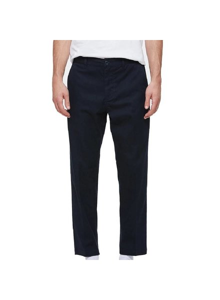OBEY Black Straggler Pants