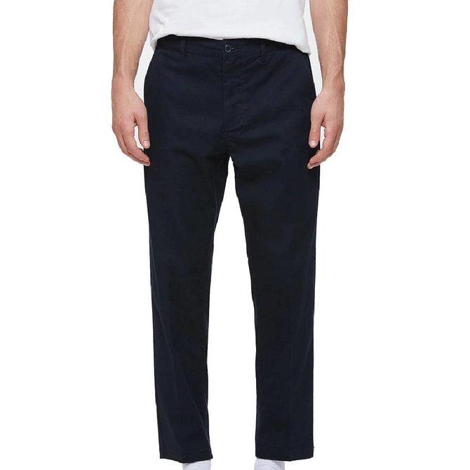OBEY Black Straggler Pants