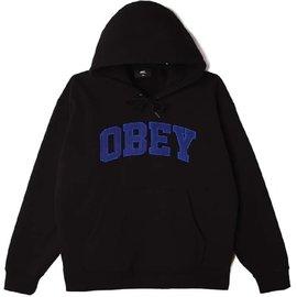 OBEY Black Uni Hoodie