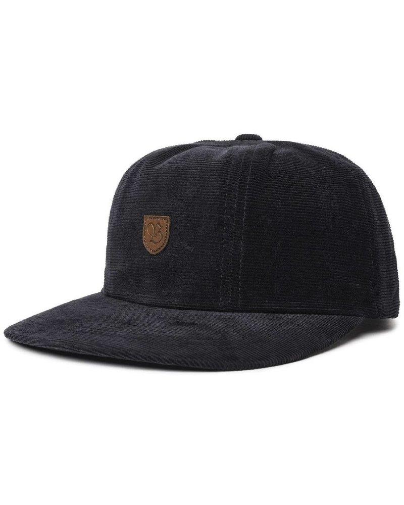 Brixton Black B-Shield lll Cap