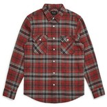 Brixton Bowery Long Sleeve Flannel