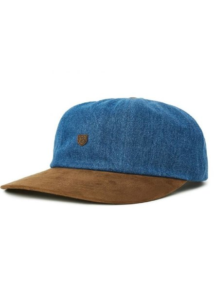 Brixton Denim B-Shield lll Cap
