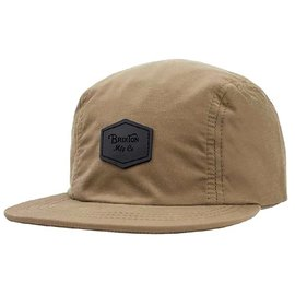 Brixton Brown Trig 2-Panel Cap