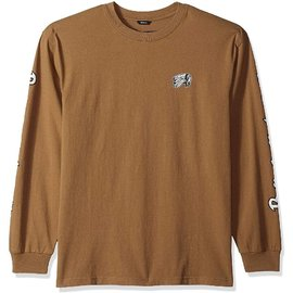 Brixton Brixton Dusty Olive Long Sleeve Primo Tee