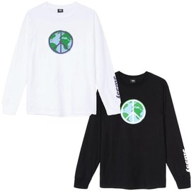 Stüssy World Peace Long Sleeve Tee