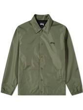Stüssy Olive Cruize Coach Jacket