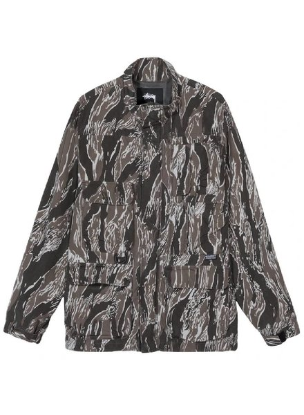 Stüssy Tiger Camo Highland Jacket