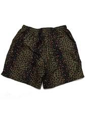 Stüssy Olive Leopard Water Shorts