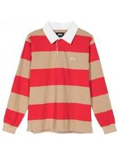 Stüssy Rugby Ralphie Stripe Long Sleeve Tee