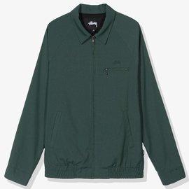Stüssy Green Bryan Jacket