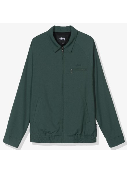 Stüssy Green Bryan Jacket