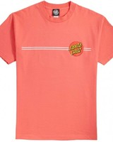 Santa Cruz Skateboards Coral Classic Dot Tee